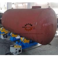 Best Variable Speed Self Aligned Pipe Welding Rotator 10 Ton Rotary Capacity wholesale