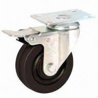 China Medium-duty high temperature-resistant caster (industrial caster, casters, castor, furniture castor) on sale