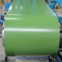 Best Smooth Surface Color Coated Aluminium Coil Aluminum Sheet Roll For Roofing wholesale