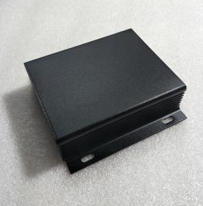 Best Wall Mount Extruded 6063-T5 Aluminum PCB Enclosure Box wholesale