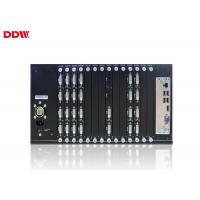 China 2x2 video wall controller  standalone daisy chain,multi display controller for Exhibition hall DDW-VPH0203 on sale