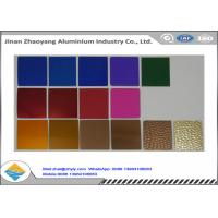 Best Anodized Finish 1050 1060 1100 Aluminum Sheet Rust Resistant For Tags / Nameplate wholesale