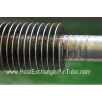 Buy cheap HRSG Boiler Seamless Helical Welded Fin Tubes of SA192  Carbon Steel Tube product