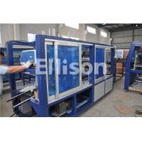 Buy cheap 25 Cartons Per Minute Hot Glue One Piece Carton Packing Machine For Beverage from wholesalers