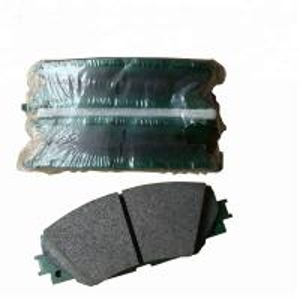 Best Standard Size Automotive Brake Pads 04465-12610 Low Noise For Front Axle wholesale
