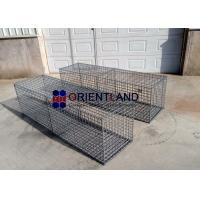 China Erosion Control Welded Gabion Baskets Residential Landscaping Gabion Wall on sale