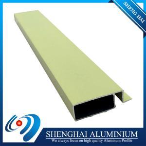Best Nigeria Hot Selling Powder Coated Colors Aluminum Window and Door Frames wholesale