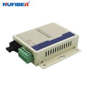 Best GM268SM-C20 Serial to Fiber Converter RS485/422 to Fiber Converter SM Duplex 1310nm 20KM SC wholesale