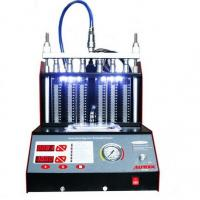 Best CT200 Testing Fuel Injector Cleaning Machine , Petrol Injector Cleaner Machine wholesale