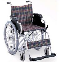 Buy cheap aluminium manual wheelchair LMAM17L from wholesalers