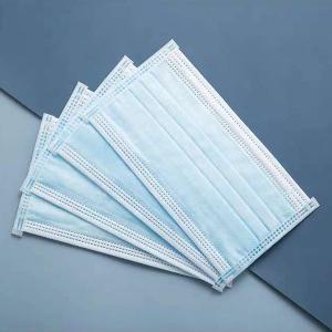 Best Tri Player Disposable Sheet Earloop Mask wholesale