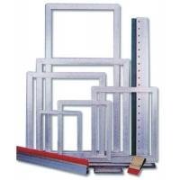 Best pre-stretched aluminum alloy silk screen printing frames wholesale