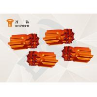 Best High Safety Water Well Drilling Tools DTH Hammer Bits R25/R32 Painted wholesale