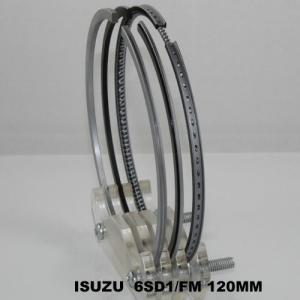 Best 6SD1 Foward CXG23 Car Piston Ring Set For Isuzu Engine Parts c.c. 9839 wholesale