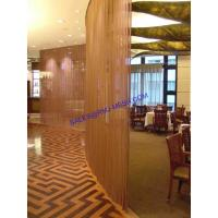 Best Architectural wire drapery, metal fabrics dividers, decorative dividers wholesale