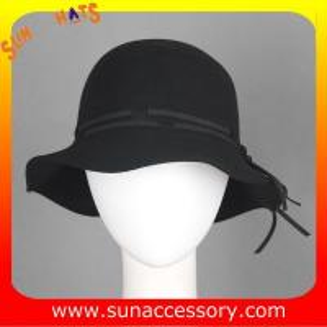 Best 6090819 Sun Accessory customized  winner  fashion  wool felt  clothe hats, women hats and caps wholesaling wholesale