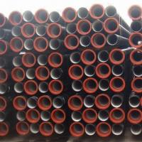 Best Ductile Iron Pipes with >420MPa Pull Strength wholesale