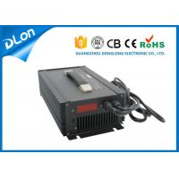 China Guangzhou manufacturing 12volt automatic lead-acid battery charger 2000W coach portable charger 50ah to 800ah on sale