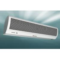 Single Cooling Compact Commercial Air Curtain For Overhead Doors 120cm Length
