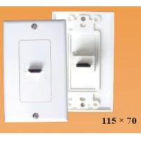 Best HDMI Wall Plate Repeater (SH-7022) wholesale