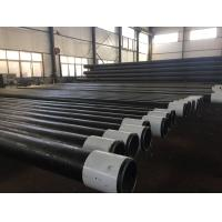 China Oil Seamless Casing Pipe With Full API Size 4 1/2 - 20 For Oil Drilling on sale