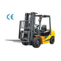 Best Pneumatic Tyres Gasoline LPG Forklift 3 Ton 2350mm Turning Radius Comfortable Operation wholesale