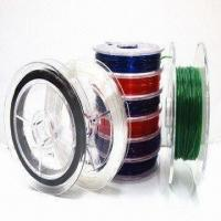 China Transparent High Stretch Magic Beading Cord on sale