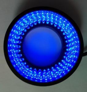 Best YK-S144BL Blue light microscope led ring light optical illumination wholesale