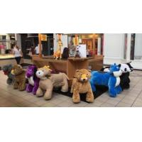 Best Sibo Design Coin Operated Animal Rides In Amusement Park wholesale