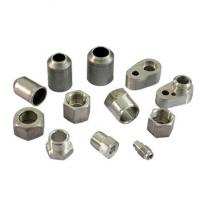 Stainless Steel High Precision Machined Parts CNC Milling With Powder Coating