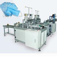 China Compact Structure Surgical Mask Making Machine With Good Stability on sale
