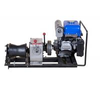 Best Belt Driving Stably Come Along Winch 3 Ton Small Volume With YAMAHA Engine wholesale