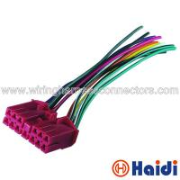 Buy cheap Custom Wiring Harness female OEM Automotive truck Wiring Harness for Peugeot HDCIT-21 product