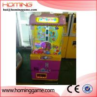 China coin operated game machine chocolate claw crane game machine Candy vending Machine(hui@hominggame.com) on sale