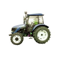 Buy cheap 4WD Agriculture Mini Farm Tractor With Diesel Engine Capacity from wholesalers