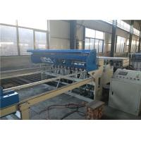 Best Galvanized Wire Chicken Mesh Making Machine ,1.5 - 3mm Weld Mesh Making Machine wholesale