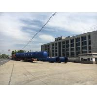 Best AAC autoclave for steam-cured building materials with fully condensation and drainage system wholesale