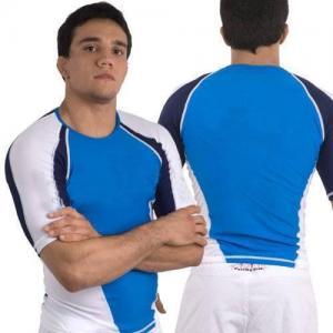 China mma shirt rash guard on sale