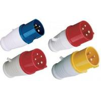 China Industrial extension cord with CE certification up to 16A 110V IEC 60309 plug and industrial connector. on sale