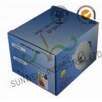Best Electronic LED Ceiling Light Bulb Packaging Boxes , Consumer Electronics Packaging wholesale