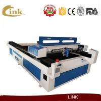 Best Auto CNC Sheet Metal Laser Cutter Leadshine Driver With Hiwin Linear Square Rails wholesale