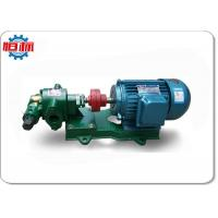 China High Pressure Cast Iron Single or Three Phase Gear Oil Transfer Pump on sale