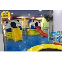 Best Funny Kids Indoor Playground Equipment Environmental Protection wholesale