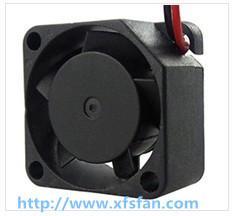20*20*10mm DC Black Plastic Brushless Cooling Fan DC2010