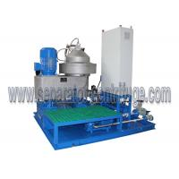 Best Disc Stack Large Capacity Centrifugal Separator For Waste Oils wholesale