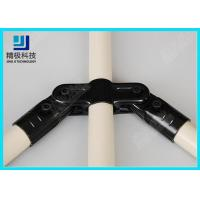 Best Durable Black Metal Pipe Joints 360 Degree Rotating Angle Pipe Connectors HJ-12 wholesale