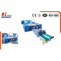 Floor Pur Laminating Machine To Stick Film Or Decorate Paper For Plywood Or MDF Board