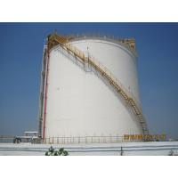 Best 5000m3 Single Containment LNG Storage Tank Self support Double Layers wholesale
