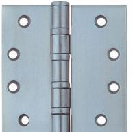 China SS 4 Ball Bearing Hinge with Screws on sale
