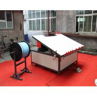 Best High Performance Heated Roller Press Table Double Glazing Glass Machine wholesale